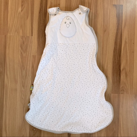 Nested bean unisex zen sleep sack classic cotton